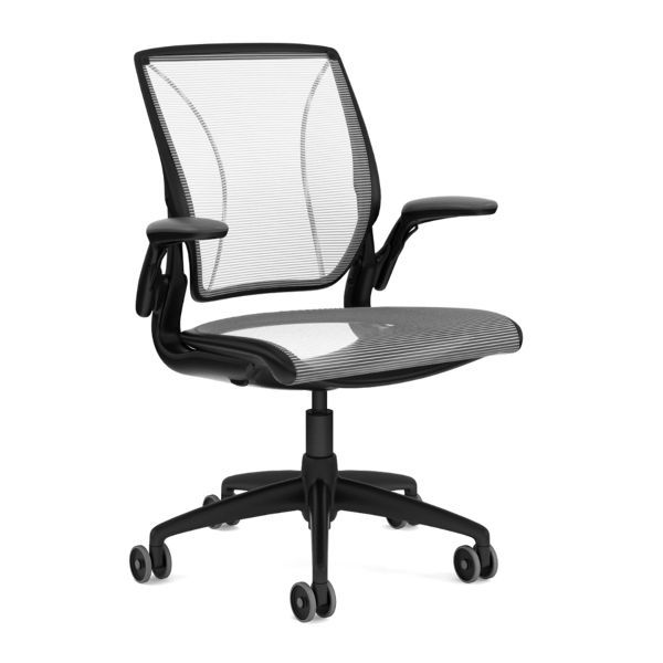 Humanscale Diffrient World Mesh Chair | Lockwoodhume.co.uk